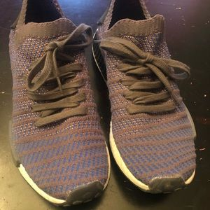Men's NMD R1 primeknit shoes  9 1/2 worn 3 times